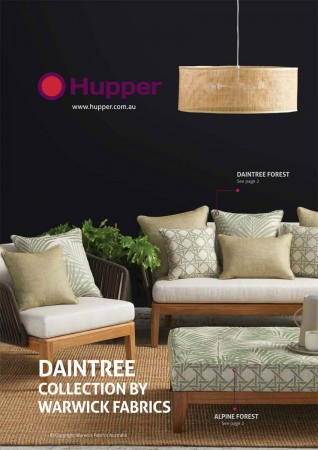 Warwick Fabrics - Daintree Collection