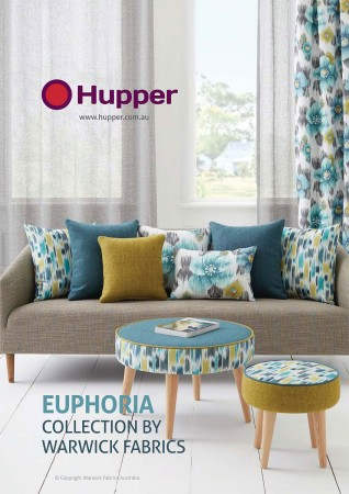 Euphoria Collection By Warwick Fabrics