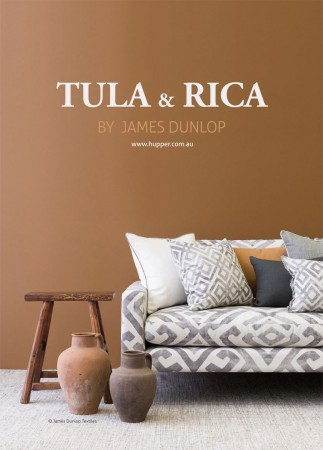 Tula & Rica Collection by James Dunlop