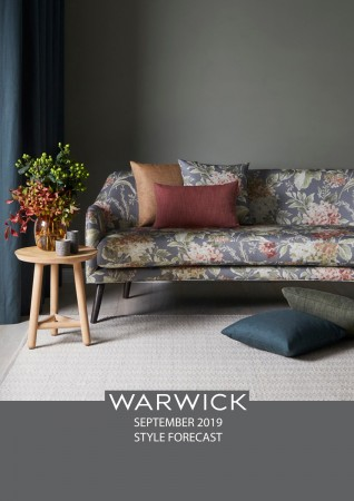 Warwick Fabrics - September 2019 Fabric Release