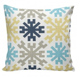 Mayan Miller Dallas Cushion - 45x45cm