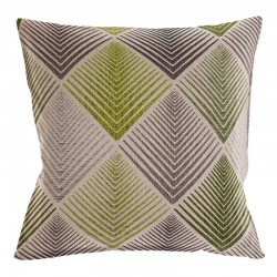 Aspire Leaf Cushion - 45x45cm