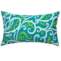 Albany Peacock Outdoor Cushion 30x50cm