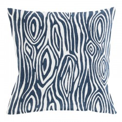 Willow Slub Premier Navy Cushion