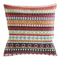 Jazzann Chenille Wine Cushion - 45x45cm