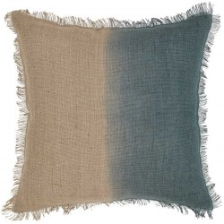Hawthorn Fringed Cushion - 50x50cm