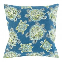 Tranquil Turtles Peninsula Cushion - 45x45cm