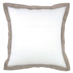 Amalfi Natural Cushion - 45x45cm