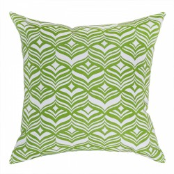 Avoca Lime Outdoor Cushion - 45x45cm