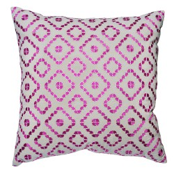 Bindhi Fuchsia Cushion - 45x45cm