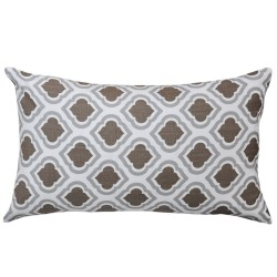 Curtis Italian Brown Cushion - 30x50cm