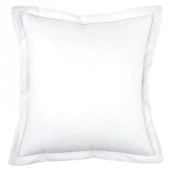 Amalfi White Cushion - 45x45cm