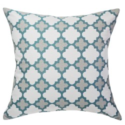 Bells Beach Ocean Reverse Outdoor Cushion - 45x45cm