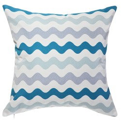 Merimbula Turquoise Outdoor Cushion - 45x45cm