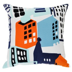 New York City Cushion - 45x45cm