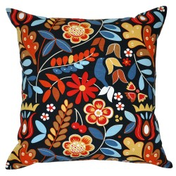 Night Garden Cushion - 45x45cm