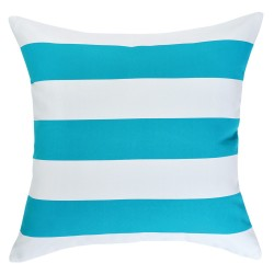 Mallacoota Turquoise Outdoor Cushion - 45x45cm