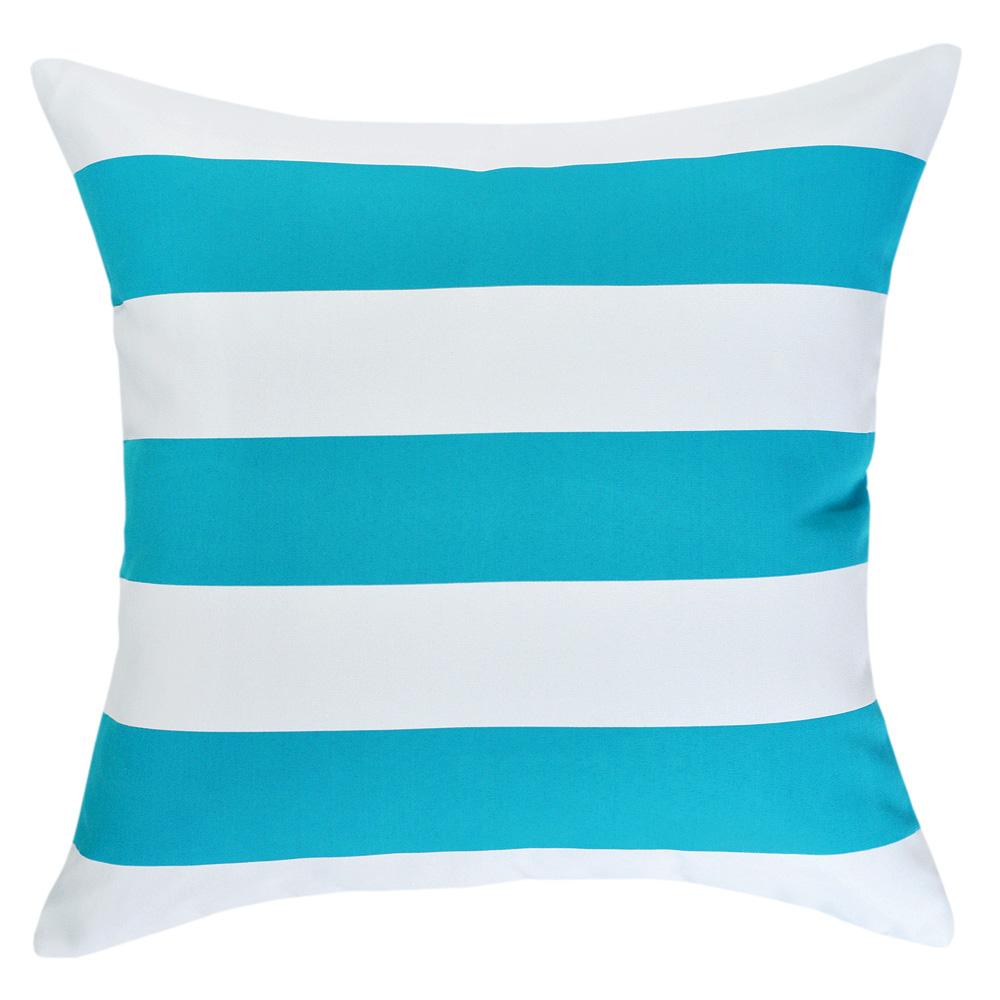 Mallacoota Turquoise Outdoor Cushion 45x45cm