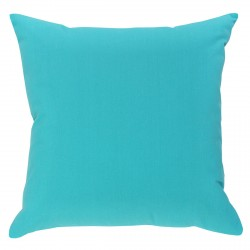 Dyed-Solid Ocean Outdoor Cushion - 45x45cm