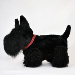 Black Scottie Dog Soft Toy 35cm
