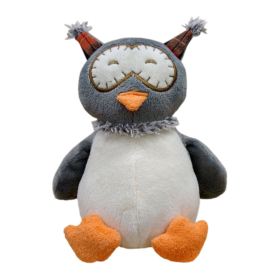 Harry Grey Owl Plush Toy 30cm