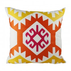Resort Orange Cushion - 45x45cm