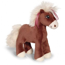 NICI Horse Diamond Brown Standing 25cm