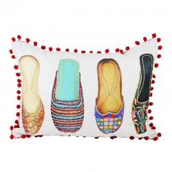 Slippers Cushion 30x50cm