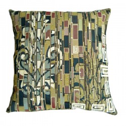 Neo Tapestry Cushion 50x50cm