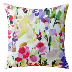 Ingrid Floral Chintz Cushion - 45x45cm