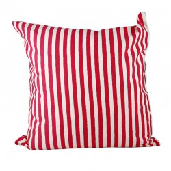 Sailor Stripe Watermelon Cushion - 45x45cm