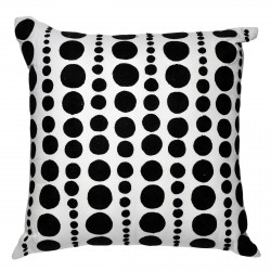 Poker White Cushion 45x45cm