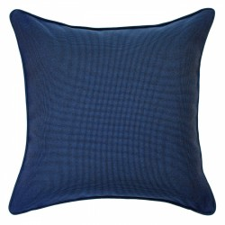 Noosa Navy Outdoor Cushion - 45x45cm
