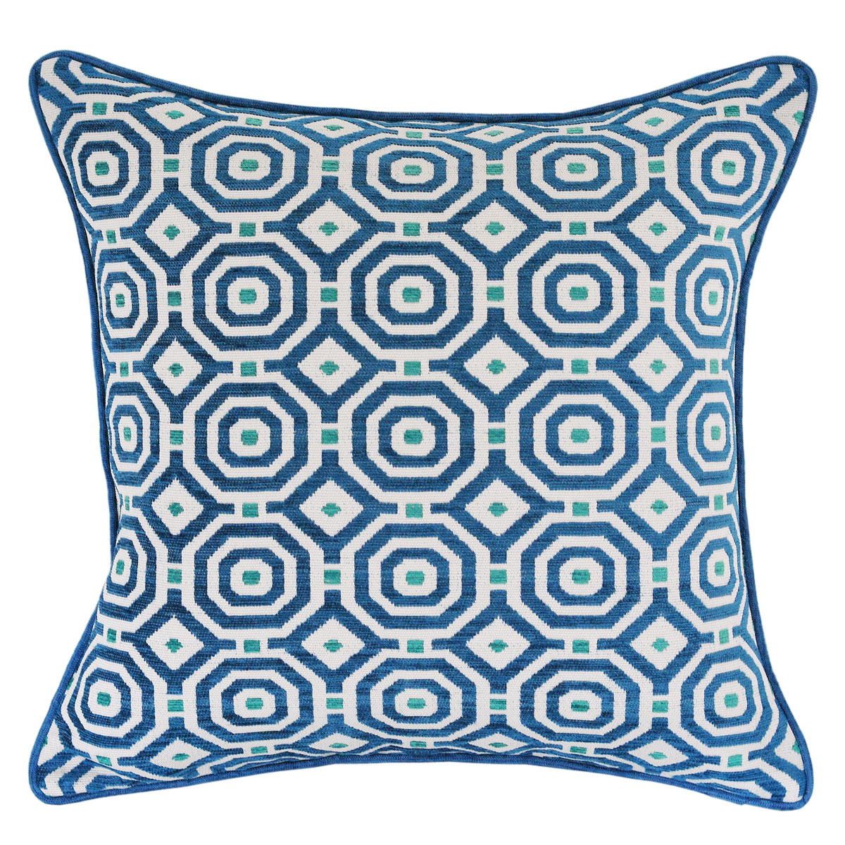 Astor Lagoon Cushion - 45x45cm
