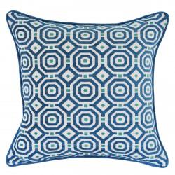 Astor Lagoon Cushion 45x45cm