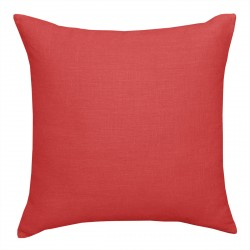 European Linen Red Oak Cushion - 45x45cm