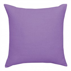 European Linen Purple Cushion - 45x45cm