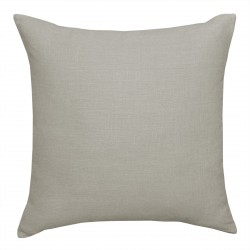 European Linen Oatmeal Cushion - 45x45cm