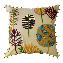 Winter Trees Cushion 45X45cm