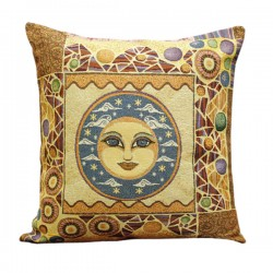 Moon Tapestry Cushion - 50x50cm