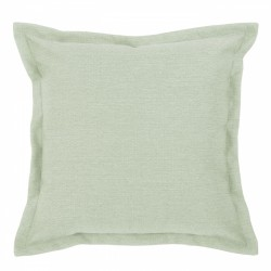 Vegas Duckegg Cushion with Flange - 45x45cm