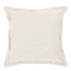 Vegas Linen Cushion with Flange - 45x45cm