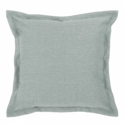 Vegas Seafoam Cushion with Flange - 45x45cm