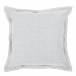Vegas Smoke Cushion with Flange - 45x45cm