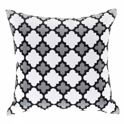 Bells Beach Ash Reverse Outdoor Cushion - 45x45cm