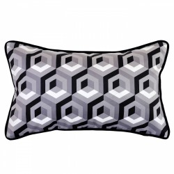 Floyd Platinum Cushion - 30x50cm