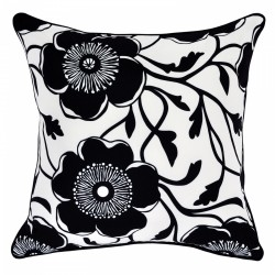 Presley Platinum Cushion 45x45cm