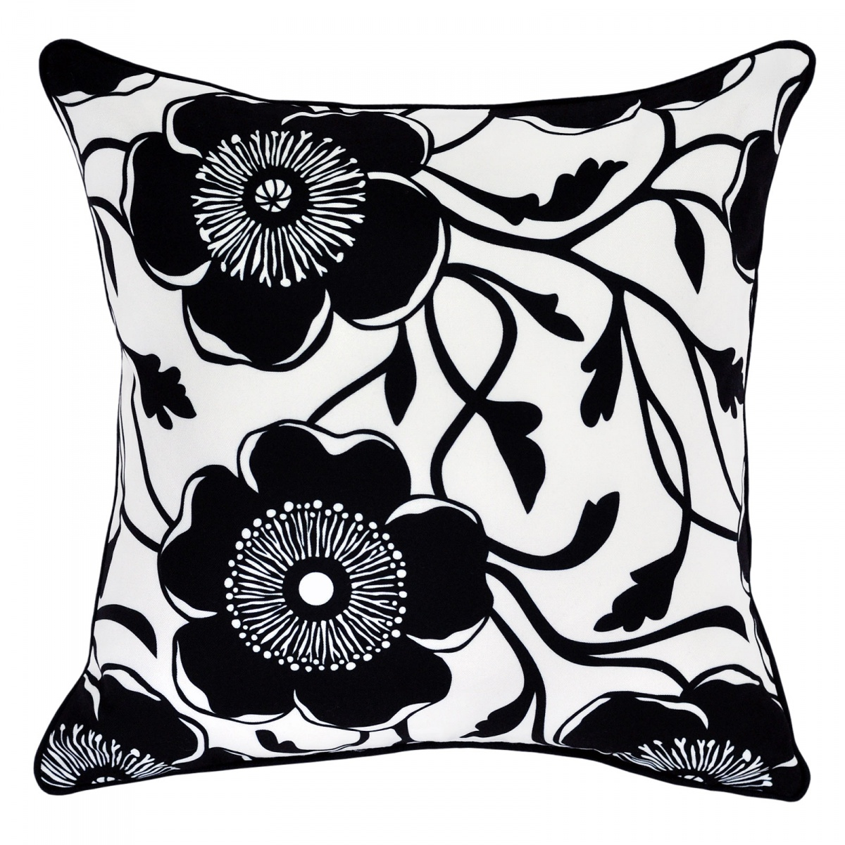 Presley Platinum Cushion - 45x45cm