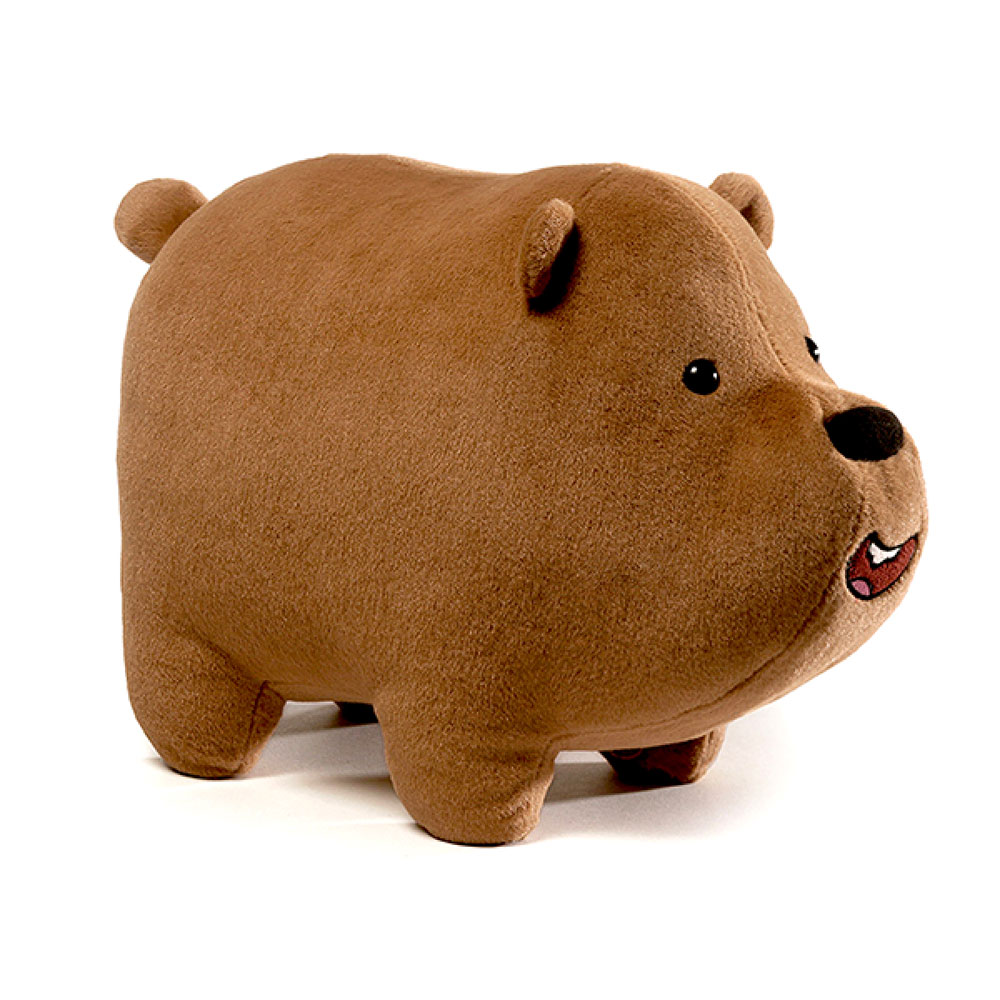 We Bare Bears Grizz - 30cm