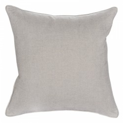 Papyrus Frost Cushion with Piping - 50x50cm
